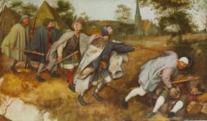 Brueghel parabole des aveugles